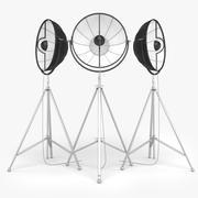 Lampa parasolowa 3d model