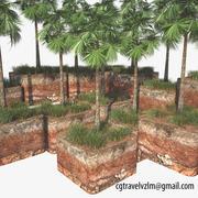The soil 3d model