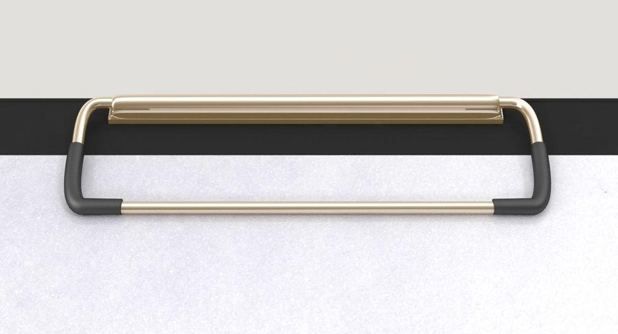 クリップボード royalty-free 3d model - Preview no. 9