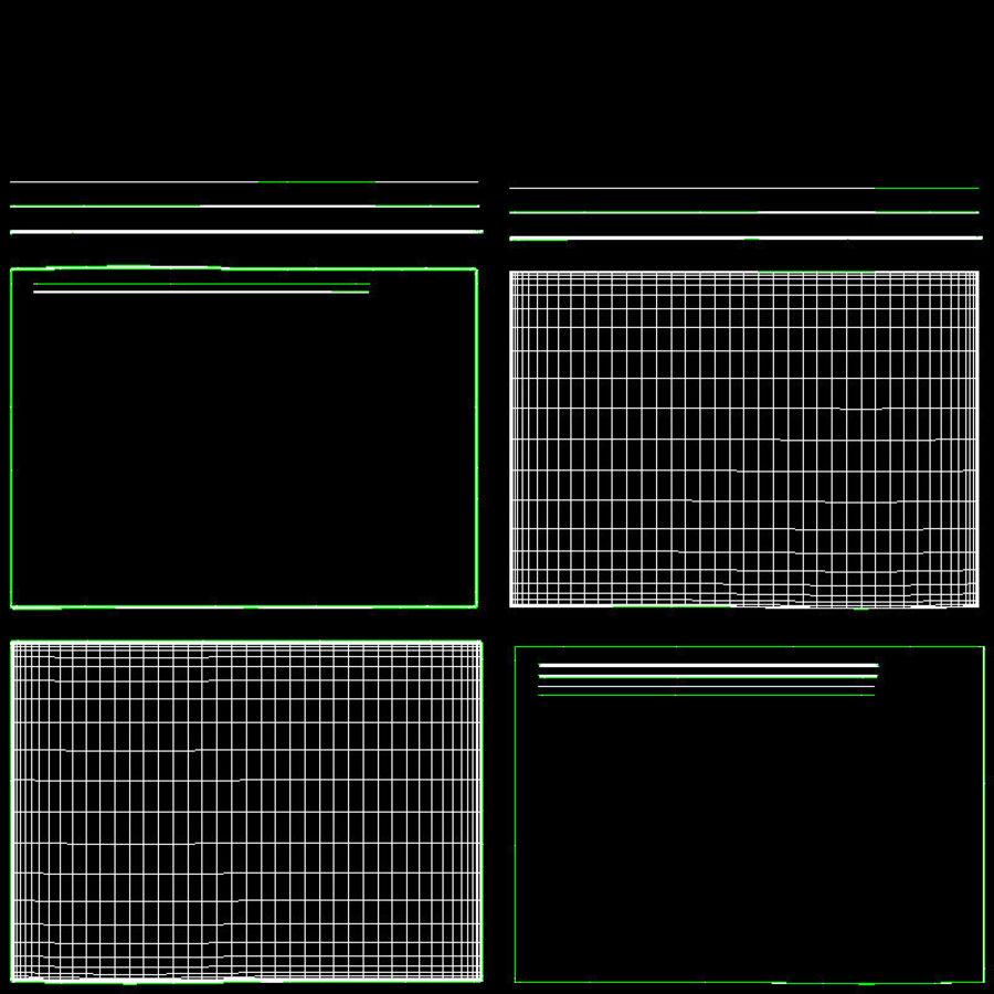 クリップボード royalty-free 3d model - Preview no. 18