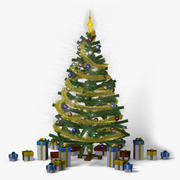 Christmas Tree (classic) 3d model
