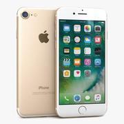 苹果iPhone 7金 3d model