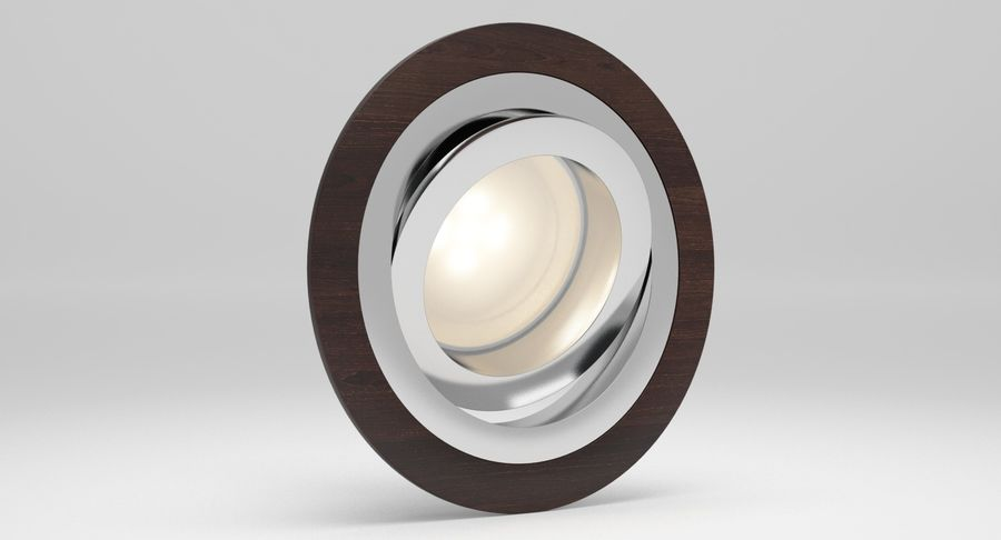 Spotlight A Collection royalty-free 3d model - Preview no. 4