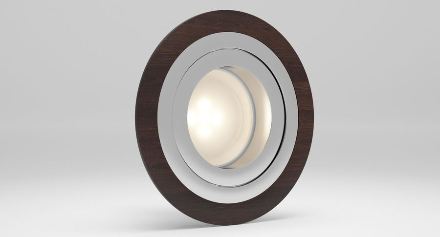 Spotlight A Collection royalty-free 3d model - Preview no. 3