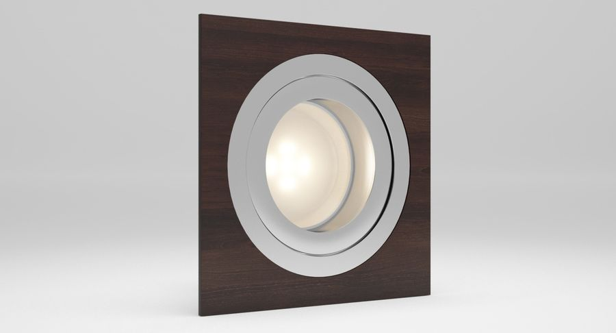 Spotlight A Collection royalty-free 3d model - Preview no. 11