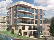 Wohnung mit Garten 3d model