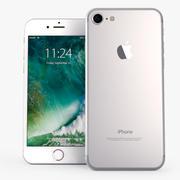 Apple iPhone 7 Gümüş 3d model