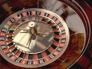Casino Roulette Wheel - Animated 3d model