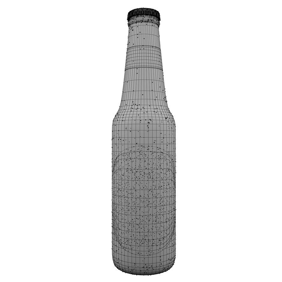 Heiniken bevroren (kille) bierfles royalty-free 3d model - Preview no. 5