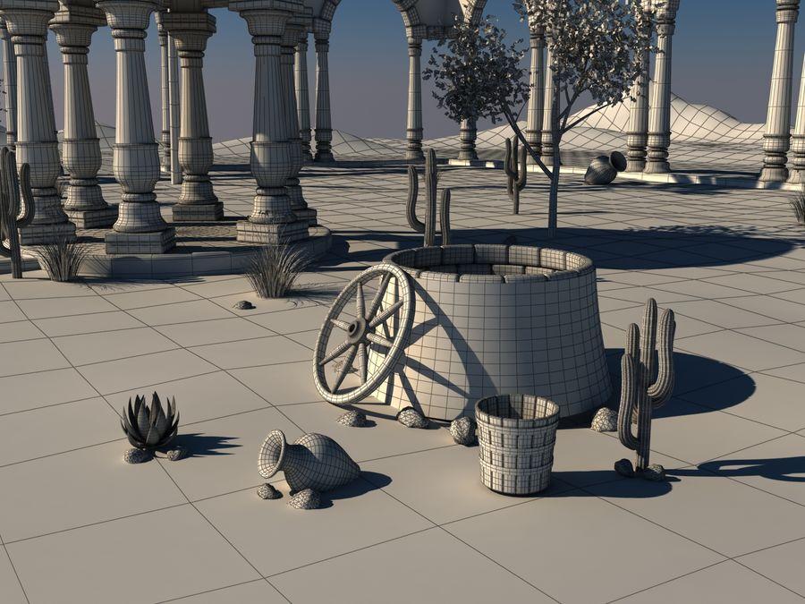 parc royalty-free 3d model - Preview no. 5