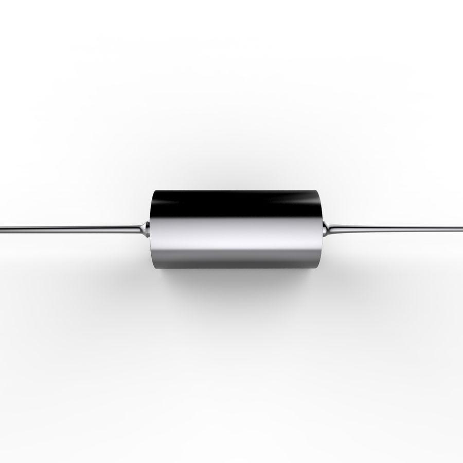 Collezione di componenti elettronici royalty-free 3d model - Preview no. 34