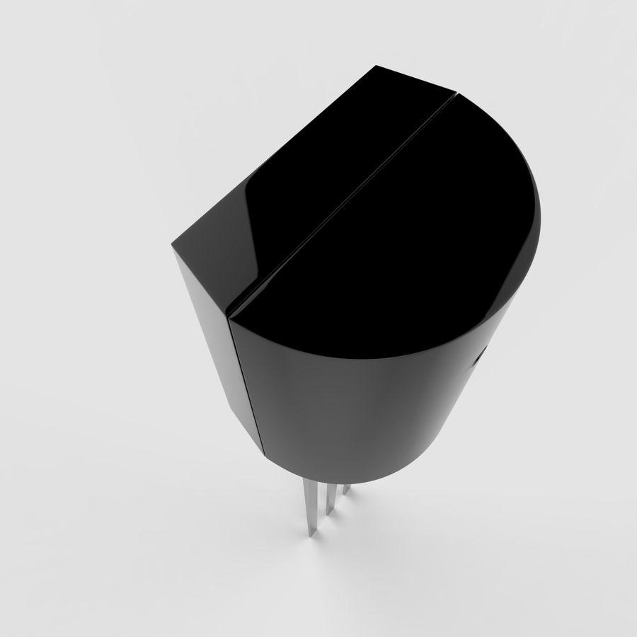 Collezione di componenti elettronici royalty-free 3d model - Preview no. 40