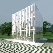 House 001 3d model