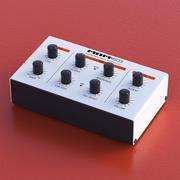 MAM MB33 Analog Synthesizer 3d model
