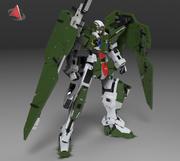 Gundam xx23 3d model
