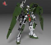 ガンダムXX23 3d model