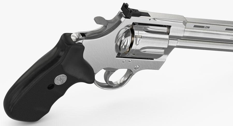 Revolver Colt Anaconda royalty-free 3d model - Preview no. 28
