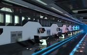 공상 과학관 3d model
