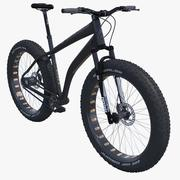 Fat Bike Bicycle modelo 3d