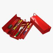 инструменты 3d model