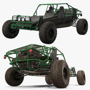 Dune Buggy 3d model