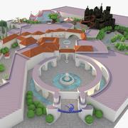 DreamWorks Animation Studios Maquette 3d model