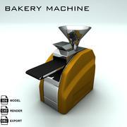 ベーカリーマシン1 3d model