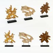 アートウッド装飾セット 3d model
