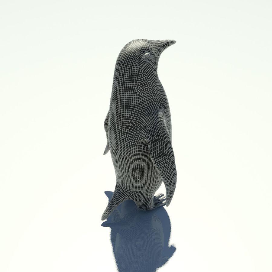 企鹅 royalty-free 3d model - Preview no. 9