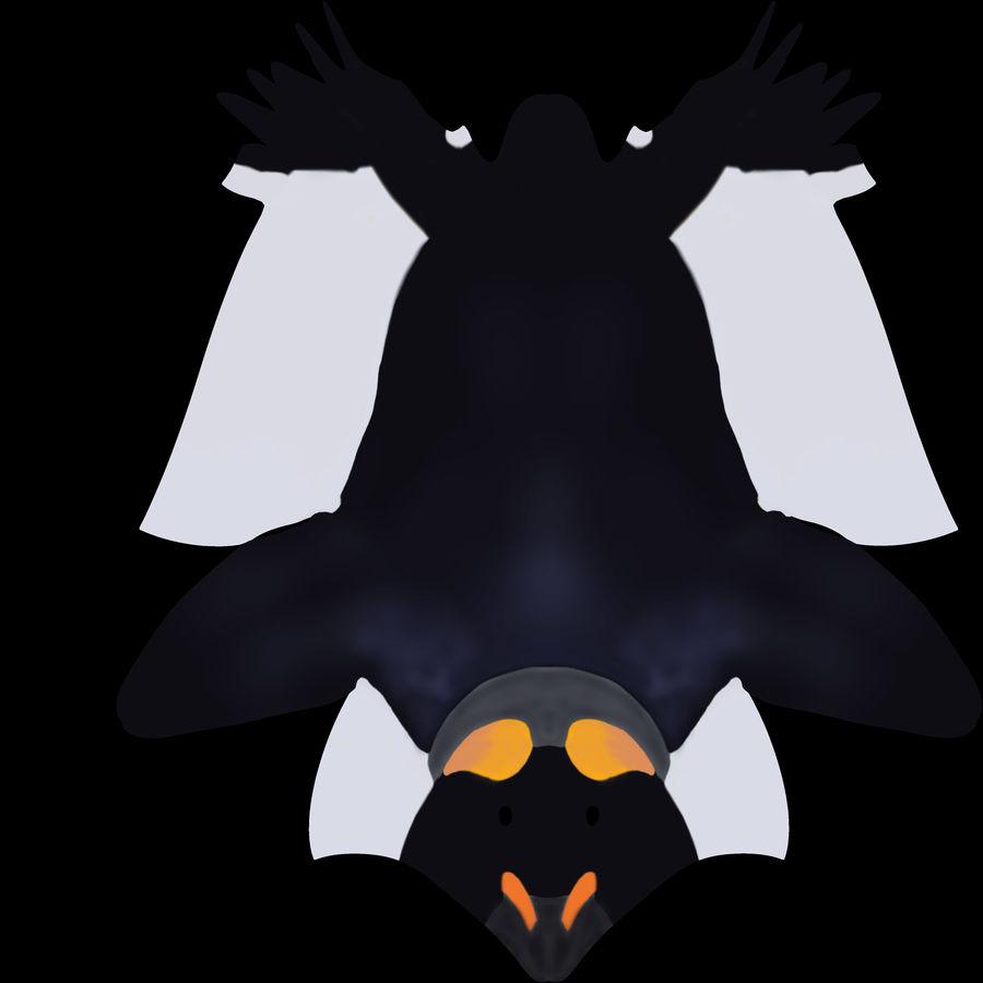 企鹅 royalty-free 3d model - Preview no. 12