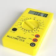 Digitale multimeter 3d model