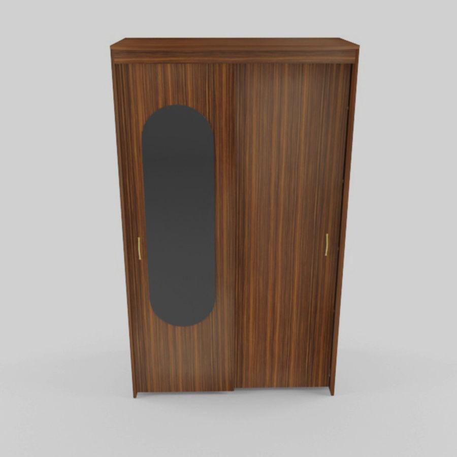 Schowek na walizki royalty-free 3d model - Preview no. 1