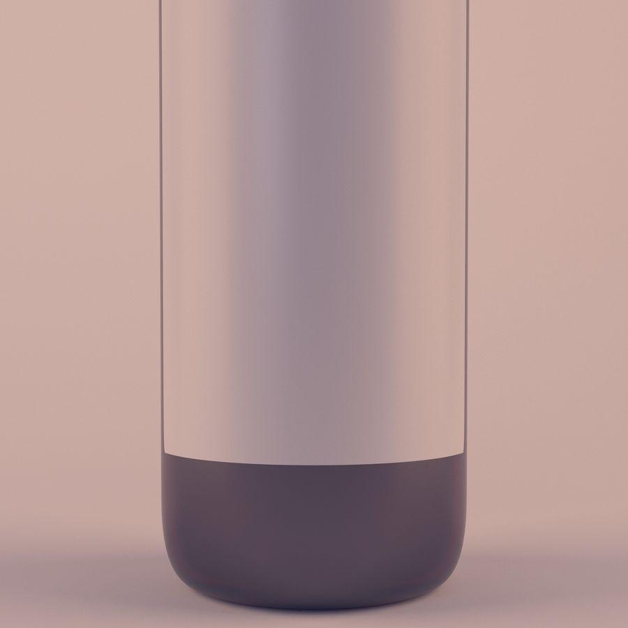 Butelka wina royalty-free 3d model - Preview no. 4