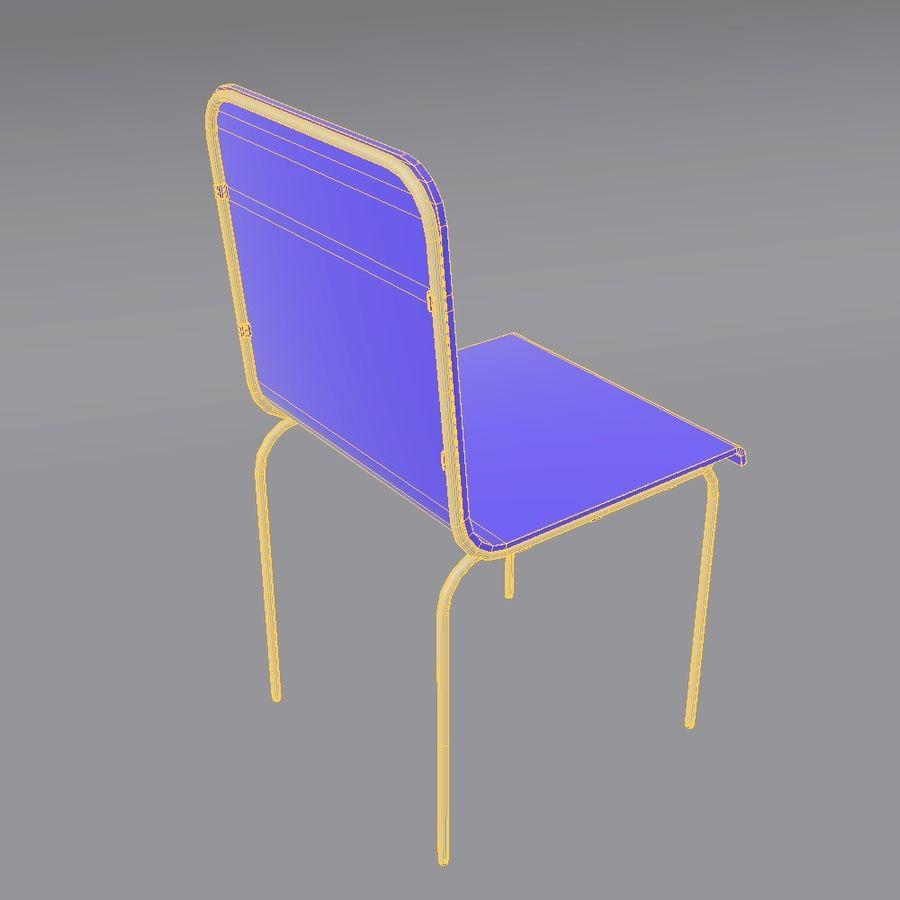 椅子2 royalty-free 3d model - Preview no. 12