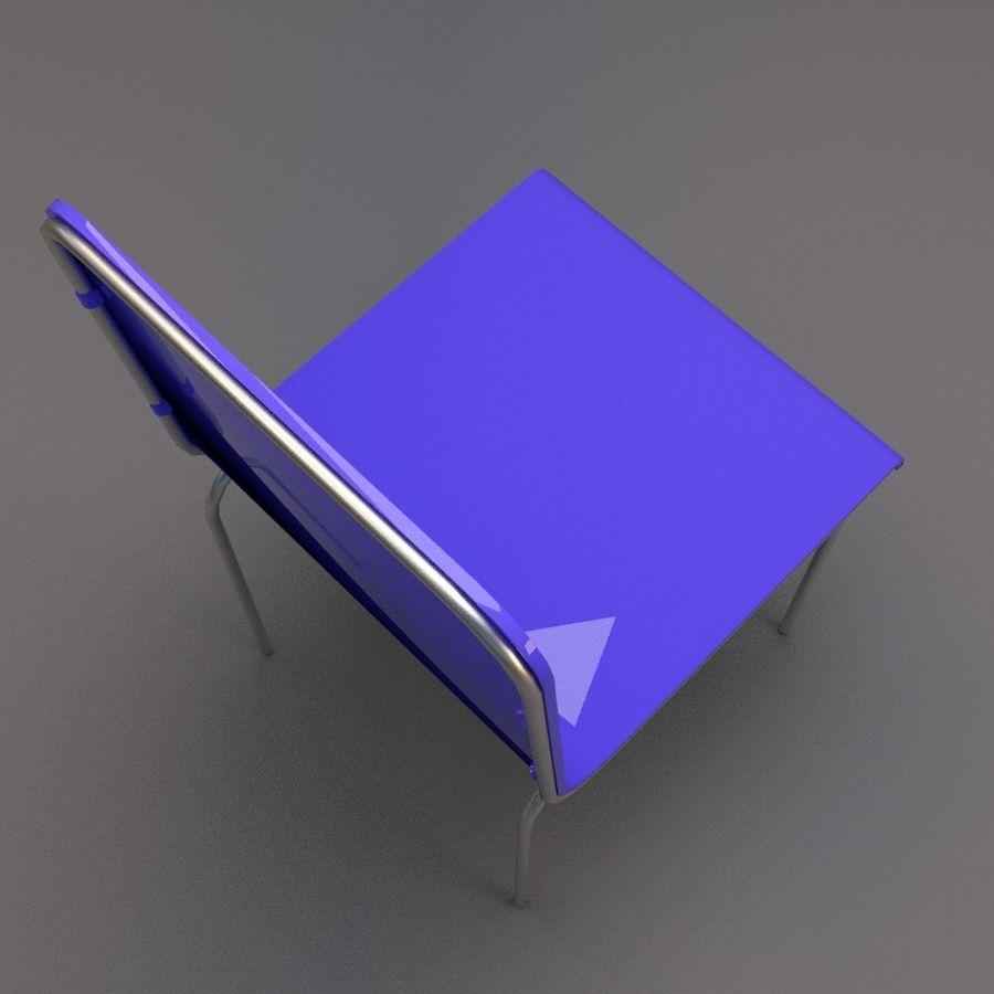 椅子2 royalty-free 3d model - Preview no. 7