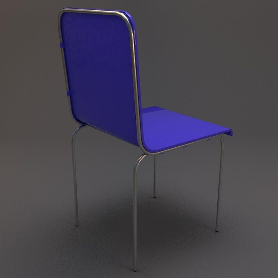 椅子2 royalty-free 3d model - Preview no. 8