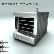 ベーカリーマシン5 3d model