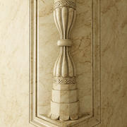 Coluna Kum Saatleri 3d model