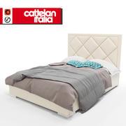 Patrick Bed 3d model