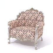 Klasyczne krzesło 3d model