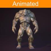 Yaratık Yok Edici 3d model