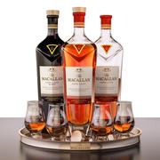 Macallan rare cask 3d model