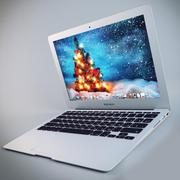 Aple MacBook Air 3d model