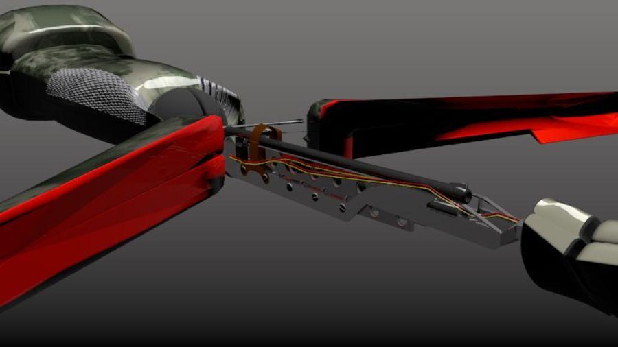 Dövüş robotu kolu royalty-free 3d model - Preview no. 5