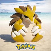 Pokemon Sandslash 3d model