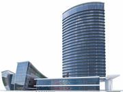 Höghus kontorsbyggnad 03 3d model