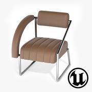 Eileen Grey 비 적합 의자 UE4 3d model