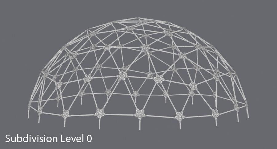 Przeszkody zręcznościowo-gimnastyczne royalty-free 3d model - Preview no. 14