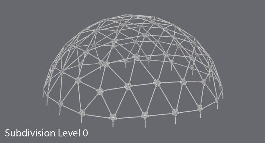 Przeszkody zręcznościowo-gimnastyczne royalty-free 3d model - Preview no. 12