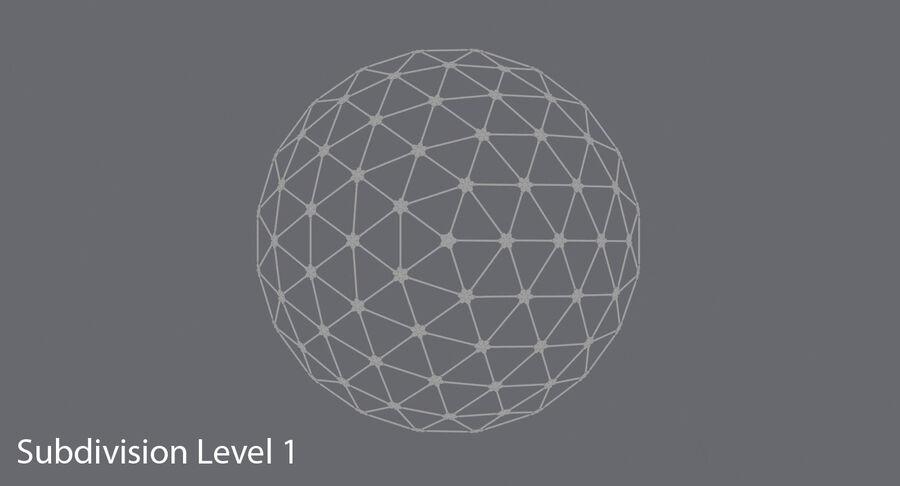 Przeszkody zręcznościowo-gimnastyczne royalty-free 3d model - Preview no. 16